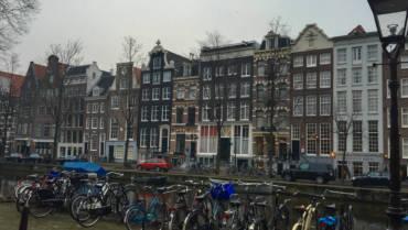 Amsterdam Bike Houses