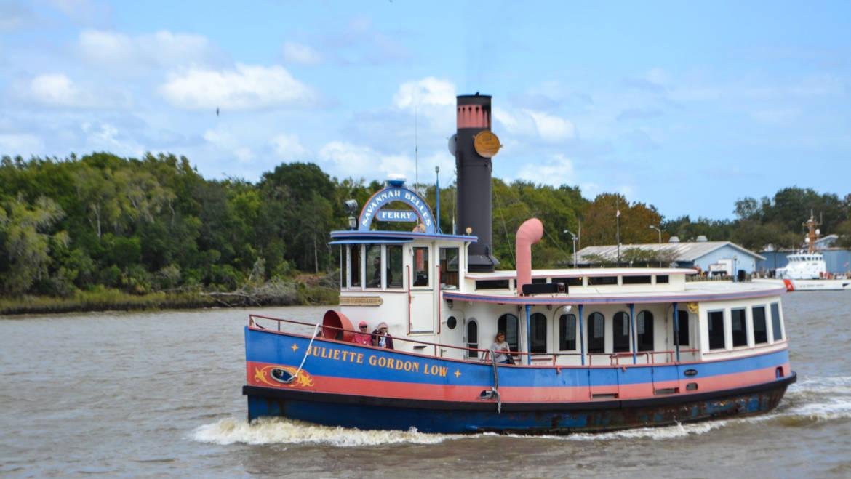 Savannah Tugboat